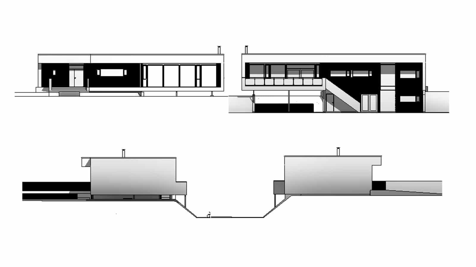 Fasade av Panorama