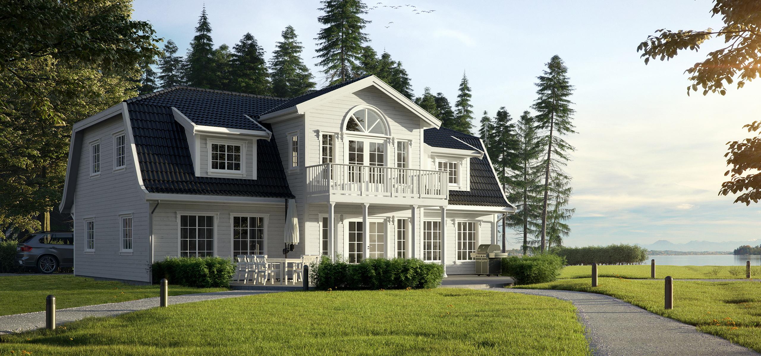 Bilde av vår flotte herskapelig bolig
